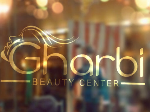 Corporate Design für Gharbi Beauty Center