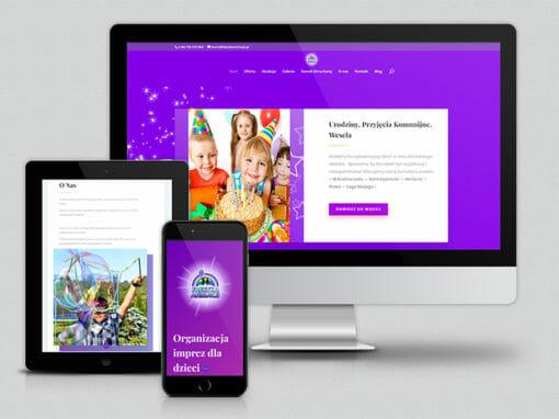 Webdesign FabrykaAnimacji